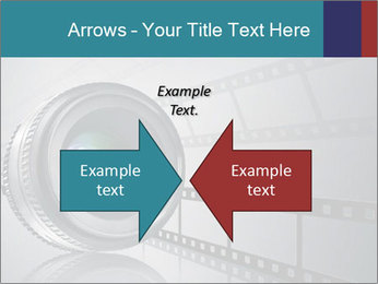 Film strip PowerPoint Template - Slide 90