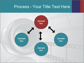 Film strip PowerPoint Template - Slide 91