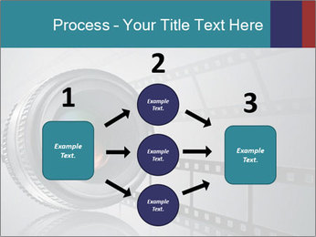 Film strip PowerPoint Template - Slide 92