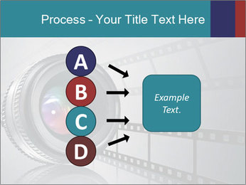 Film strip PowerPoint Template - Slide 94
