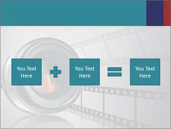 Film strip PowerPoint Template - Slide 95
