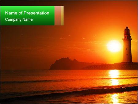 Sunrise PowerPoint Template