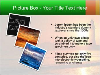 Sunrise PowerPoint Template - Slide 17
