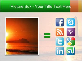 Sunrise PowerPoint Template - Slide 21