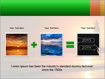 Sunrise PowerPoint Template - Slide 22