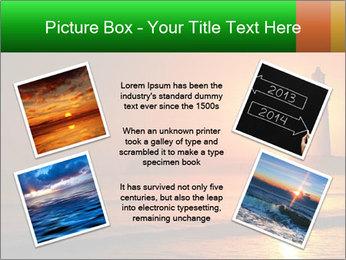 Sunrise PowerPoint Template - Slide 24