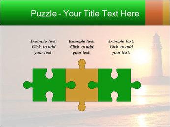Sunrise PowerPoint Template - Slide 42