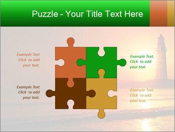 Sunrise PowerPoint Template - Slide 43