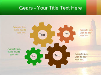 Sunrise PowerPoint Template - Slide 47
