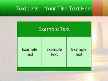 Sunrise PowerPoint Template - Slide 59