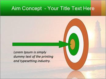Sunrise PowerPoint Template - Slide 83
