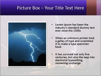 Lightning PowerPoint Template - Slide 13