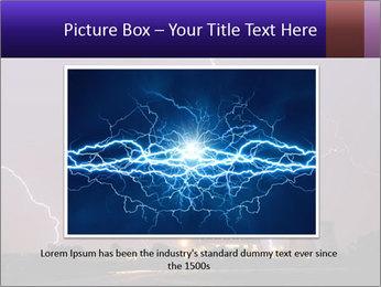Lightning PowerPoint Template - Slide 15