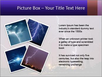 Lightning PowerPoint Template - Slide 23