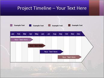 Lightning PowerPoint Template - Slide 25