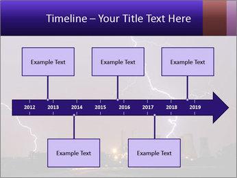 Lightning PowerPoint Template - Slide 28