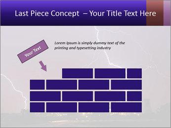 Lightning PowerPoint Template - Slide 46