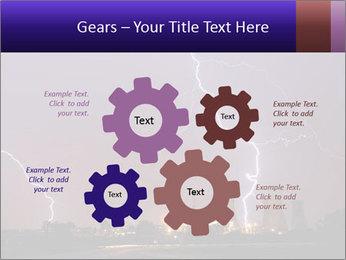 Lightning PowerPoint Template - Slide 47