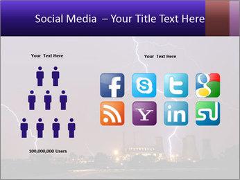 Lightning PowerPoint Template - Slide 5