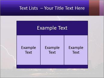Lightning PowerPoint Template - Slide 59