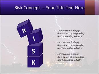 Lightning PowerPoint Template - Slide 81