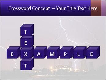 Lightning PowerPoint Template - Slide 82