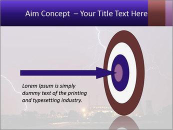 Lightning PowerPoint Template - Slide 83