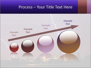 Lightning PowerPoint Template - Slide 87