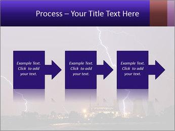 Lightning PowerPoint Template - Slide 88