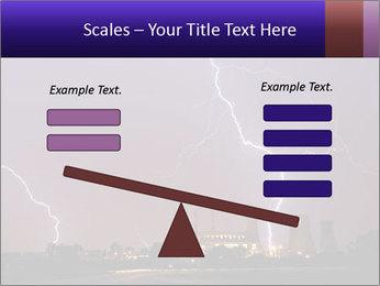 Lightning PowerPoint Template - Slide 89