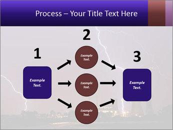 Lightning PowerPoint Template - Slide 92