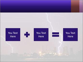 Lightning PowerPoint Template - Slide 95