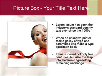 Beauty girl PowerPoint Templates - Slide 13