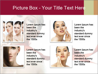 Beauty girl PowerPoint Templates - Slide 14