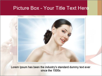 Beauty girl PowerPoint Template - Slide 16
