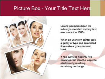 Beauty girl PowerPoint Template - Slide 23