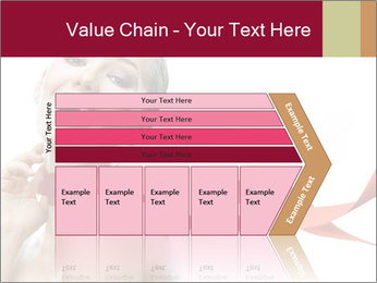 Beauty girl PowerPoint Template - Slide 27