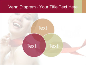 Beauty girl PowerPoint Template - Slide 33