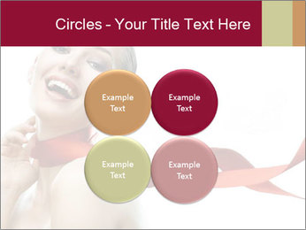 Beauty girl PowerPoint Template - Slide 38