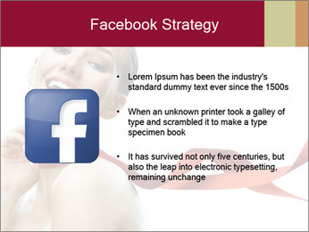 Beauty girl PowerPoint Template - Slide 6