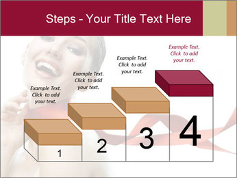 Beauty girl PowerPoint Template - Slide 64
