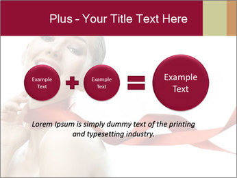 Beauty girl PowerPoint Template - Slide 75