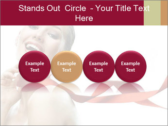 Beauty girl PowerPoint Template - Slide 76