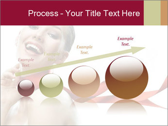 Beauty girl PowerPoint Templates - Slide 87