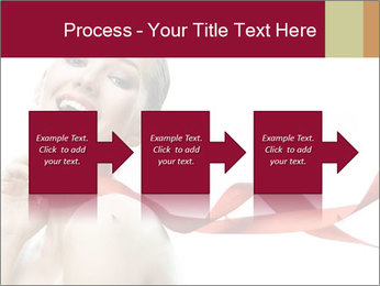 Beauty girl PowerPoint Template - Slide 88