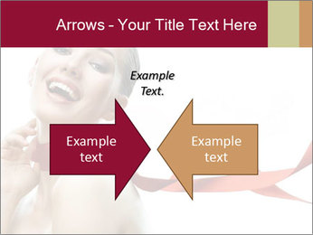 Beauty girl PowerPoint Template - Slide 90