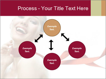 Beauty girl PowerPoint Template - Slide 91