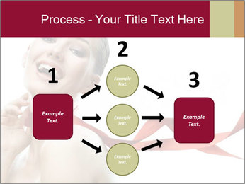 Beauty girl PowerPoint Templates - Slide 92