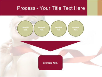 Beauty girl PowerPoint Template - Slide 93