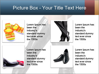 Female feet PowerPoint Templates - Slide 14